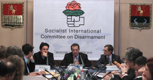 SI Committee on Disarmament discusses NATO strategy and missile defence in Moscow